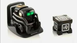 Anki Vector Robot Pick Up Cube