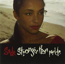 Sade - Stronger Than Pride - Sade CD SXVG The Cheap Fast Free Post