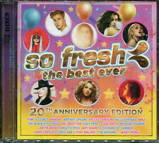 SO FRESH (The Best Ever!) 20th Anninversary Edition. BRAND NEW SEALED