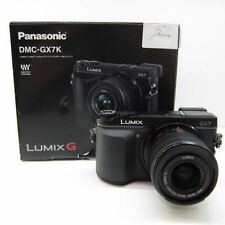 Cámaras digitales negro Panasonic LUMIX con conexión USB