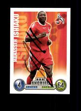 Manasseh ishiaku 1 FC Colonia Match Attax CARD ORIGINALE FIRMATO + a 153799