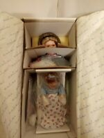 "DANBURY MINT ""IS IT SWEET ENOUGH?"" DOLL BY JUDY BELLE- NIB vintage 1992"