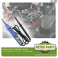 Classic Volvo Automotive Voltage Tester for Wiring Loom - Battery - Repair