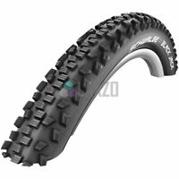 "2 x Schwalbe Black Jack Mountain Bike Tyre - 26"" x 2.0"" (1 Pair) 30-65psi"