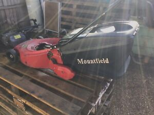 Mountfield TDL484 Breaking For Parts Spares - NOT COMPLETE MOWER FOR 99p