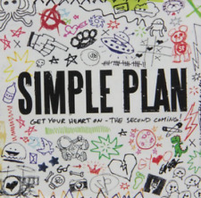 SIMPLE PLAN-GET YOUR HEART ON: SECOND COMING (EP) (US IMPORT) CD NEW