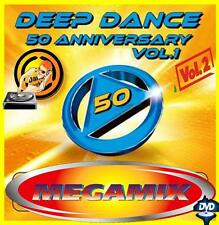 Deep Dance 50  - Non Stop Dj Video Mix - 110 Minutes Of the best 90s Club Hits!!