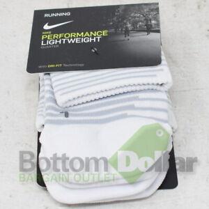 Nike SX5198 2-Pk Women's Performance Lightweight Running Socks