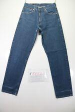 Levi's 521 Boyfriend (Cod. F1732) Tg46 W32 L34 jeans usato Vita Alta vintage