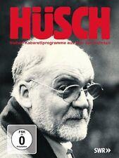 Hanns Dieter Hüsch - Sieben Kabarettprogramme aus drei Jahrzehnten 3 DVD NEU+OVP