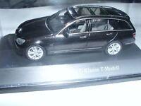MERCEDES-BENZ Metallic Brown C-Klasse T Modell Schuco Car Model 1:43