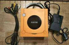 Nintendo GameCube Launch Edition Spice Orange Console NTSC-J DOL-001 JP F/S W/T