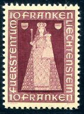 LIECHTENSTEIN 1941 197 ** POSTFRISCH 95€(49345