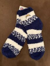 San Diego Chargers NFL Homegater Sleep Sock One Size - NWT