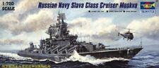 ️ Trumpeter 05720 - Modellino Nave da guerra Russian Slava Class Cruiser Moskva