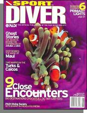 Sport Diver - 2005, June - Shipwrecks, Marine Life, Turks & Caicos, Maui
