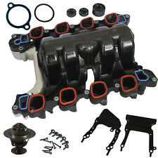 Thermostat O-Rings Intake Manifold w/ Gasket New For Ford Mercury Lincoln 4.6L