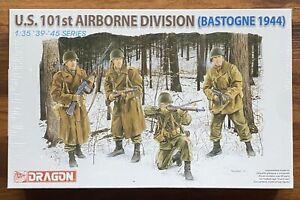 Dragon 6163 1:35 '39-'45 Series US 101st Airborne Division Bastogne 1944 WWII