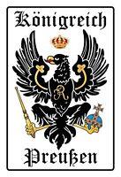 Kuehlschrank Magnet Andenken Sammlung Reise Urlaub Land Preussen 16842