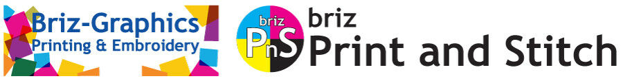 Briz-Graphics  - Print & Stitch