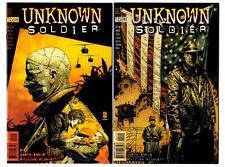 Unknown Soldier #1-4 (1997) DC/Vertigo VF/NM to NM