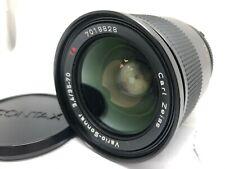 【As-is】 Contax Carl Zeiss Vario-Sonnar T* 35-70mm F/3.4 MF Lens MMJ Japan 0414