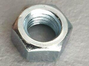 Sechskantmuttern (10 Stück) DIN 934 Stahl verzinkt M8 Ersatzteil