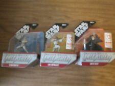 Star Wars Unleashed Battle Packs Lot of 3 Vader Skywalker Troop NIB