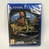 The Bard's Tale Remastered (Sony PS Vita). Brand New & Factory Sealed