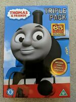 Thomas And Friends - Movie Pack (DVD, 2010, 3-Disc Set, Box Set)
