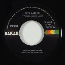 "Bohannon Band ""Stop and Go"" Funk 45 Dakar mp3"
