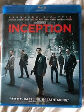 Inception (Blu-ray, 2-Disc Set) Christopher Nolan, Leonardo DiCaprio, Ellen Page