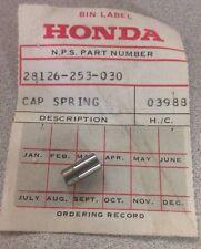 Honda C70 CB CH CL CM CMX SL Starting Clutch Roller Spring Cap 28126-253-030 NOS