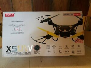 Syma X5UW  FPV Real Time 4 Channel Remote Control Quadcopter
