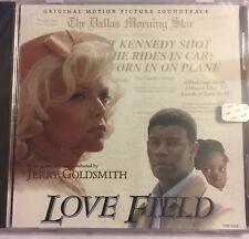 NEW Love Field  Original Motion Picture Soundtrack