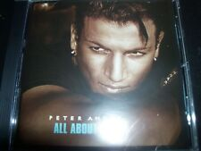 Peter Andre All About Us (Australia) CD EP Single – New