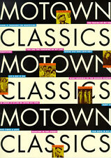 Motown Classics Sheet Music Book PVG Piano Vocal Guitar