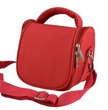 AR2 Red Camera Case Bag for Olympus PEN E P5 E P3 E PL5 PL6 PL7 E PL3 E PM2