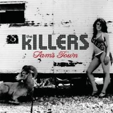 Killers Sam's Town CD 13 TRK European Vertigo 2006