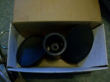 20 HP Mercury Quicksilver 2 blade propeller 9 7/8 x 11 pitch 48-33480A New box