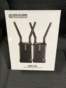 Hollyland Mars 300 Wireless Transmitter 300 feet Range FIRST CLASS POST