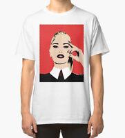 Gwen Stefani T-Shirt Men & Women, American Singer T-Shirt Unisex, No Doubt