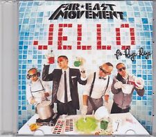 Far East Movement-Jello Promo cd maxi single 3 tracks