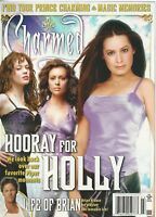 Charmed Magazine 15 Hooray For Holly Marie Combs Brian Krause Brad Kern NM