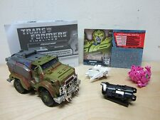 TRANSFORMERS BOTCON 2015 CONVENTION EXCLUSIVE MOST WANTED MEGATRON COMPLETE