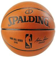 Spalding Official NBA Replica Game Ball InDoor OutDoor Size 29.5 Composite