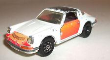 Corgi Toys Porsche Targa 911 S Rijkspolitie Nederland whizzwheels guter Zustand