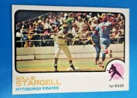 1973 Topps Set Break #370 Willie Stargell EX-MT to NM HOF U-PICK 10 Choices
