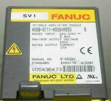 ONE USED FANUC drive A06B-6111-H006#H550 tested