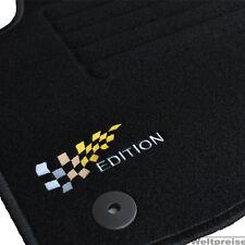 Fußmatten passend für Opel Astra H GTC ab Bj.03/2005 - 2011 Velours Logo